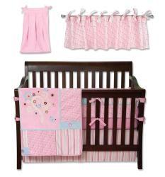 Trend Lab Brielle 6 piece Crib Bedding Set