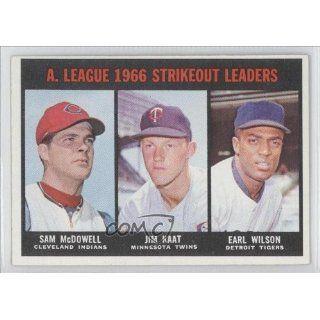 Tigers, Minnesota Twins (Baseball Card) 1967 Topps #237 Collectibles