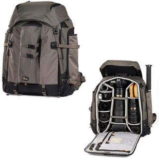 Lowepro Pro Trekker 600 All Weather Black Backpack