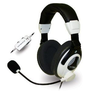 Xbox 360   Ear Force X11 Amplified Stereo Headset with Chat   By