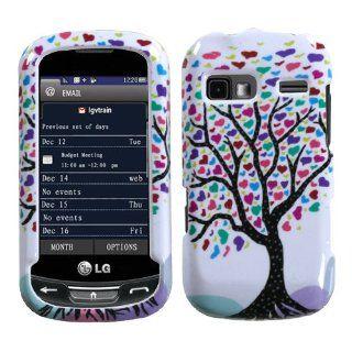 MYBAT Love Tree Phone Protector Cover for LG C395