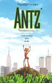 Antz [VHS] Woody Allen, Sharon Stone, Gene Hackman
