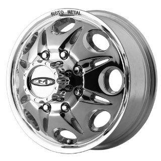 Moto Metal Dually MO953 Polished Front Wheel (17x6/8x170mm)