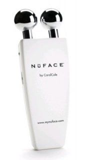 NuFace Anti Aging Anti Wrinkle Device, 5 piece kit Beauty