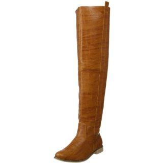 Miss Me Womens Alexis 7 Riding Boot,Tan,10 M US Shoes