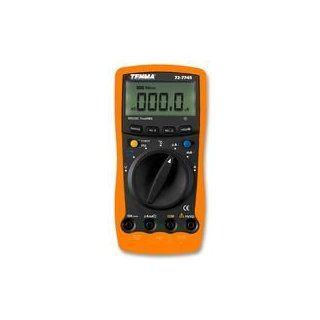 7750 6,000 Count 3 3/4 Digit Multimeter DMM w/RS 232