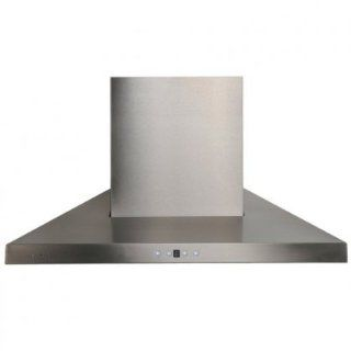 Euro Kitchen AirPRO 36 Wall SS Chimney Exhaust Range Hood AP238PSL36