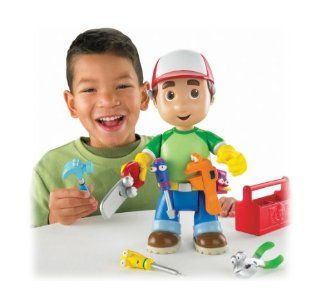 Fisher Price Disney Lets Get to Work Manny Toys & Games