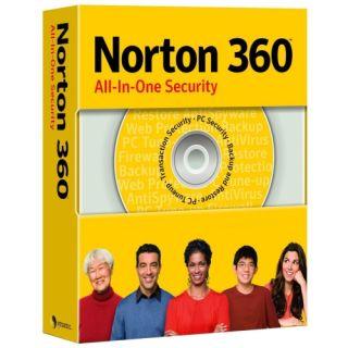 Symantec Norton 360 v.2.0