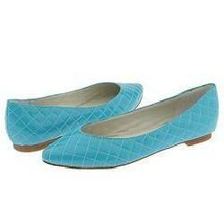 Steve Madden The Hot Turquoise Patent Flats