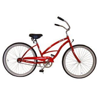 Micargi Bicycles Pantera Womens 26 Beach Cruiser Bicycle
