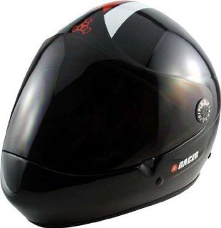 Triple Eight Racer Downhill Helmet Large Xlarge Black Cpsc
