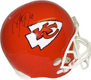 Dwayne Bowe signed Kansas City Chiefs Full Size Replica