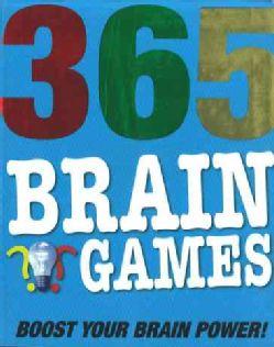 365 Brain Games
