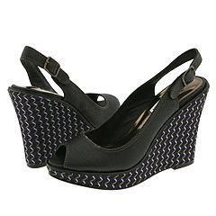 Steve Madden Tyie Black Multi Sandals