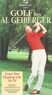 Golf With Al Geiberger [VHS] Al Geiberger Movies & TV