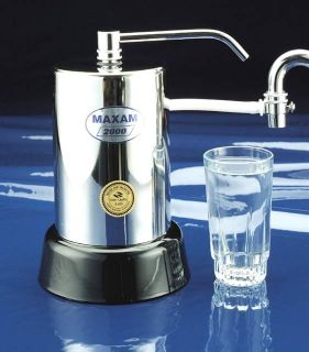 Maxam Model 2000 Eight stage Water Filter