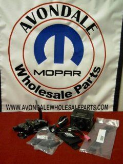 Dodge Ram 2011 2012 ONE KEY Remote Start Mopar OEM