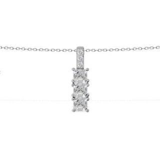 PRINCESS MONTE CARLO Chaine et pendentif Femme   Achat / Vente