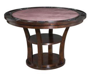 Home Styles Rio Vista Game Table Espresso Finish Today $488.99 3.0 (1
