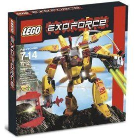 Lego Exo Force Supernova (7712): Toys & Games