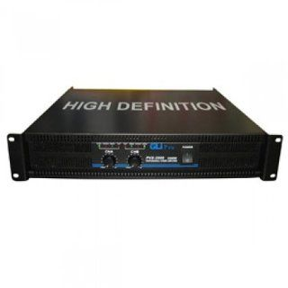 GLI PRO PVX3000 3,000 WATT POWER AMPLIFIER DJ RACK AMP