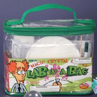 Be Amazing Magic Crystal Garden Kit