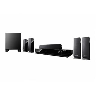 Sony HT SS370 Blu ray Player 5.1 Channel Home Theater System