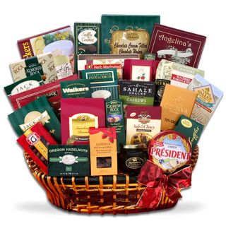 Alder Creek Extravagant Holiday Gift Basket