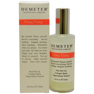 Demeter Ylang Ylang Womens 4 ounce Cologne Spray