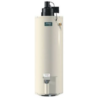Reliance Water Heater CO 6 40 YBVIT 40 Gallon Natural Gas Power Vent Water Heater
