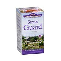 Stress Guard   90 ct,(Oregons Wild Harvest) Health