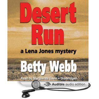 Desert Run A Lena Jones Mystery, Book 4 [Unabridged] [Audible Audio