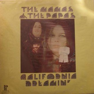 CALIFORNIA DREAMIN [LP VINYL] MAMAS AND PAPAS Music