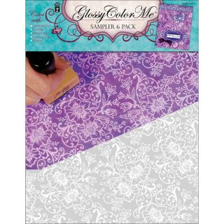 Hot off the Press Color Me Paper Sampler Papers (Pack of 6) Today $