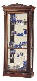 Howard Miller 680 243 Embassy Curio Cabinet by Home