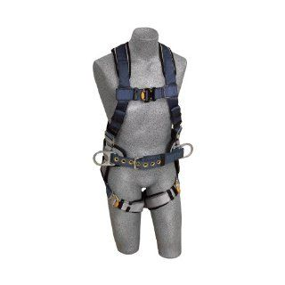 DBI/Sala 1108501 ExoFit Construction Vest Style Full Body Harness