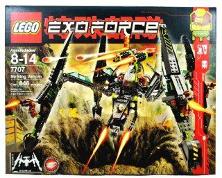Lego Year 2006 Exo Force Series Vehicle Set # 7707