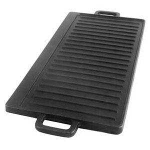 FMP 243 1015 11 x 21 x 5/8 Portable Cast Iron Griddle