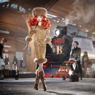 Ekaterina Silkstone Barbie Fashion Model Collection Club