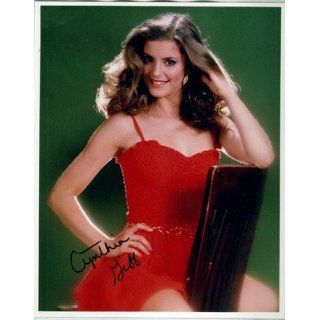 Sexy Pose Siting In Red Dress UACC R 244 Iada Sanders Collectibles