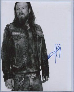 Sons Of Anarchy Harry Opie Winston UACC RD 244 Iada: Collectibles