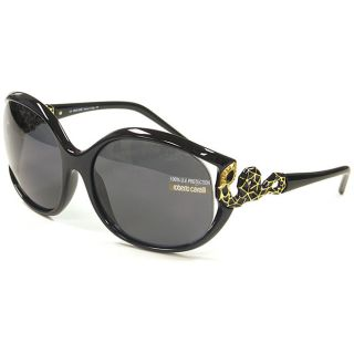 Roberto Cavalli Teseao RC 379/S Womens Black Sunglasses