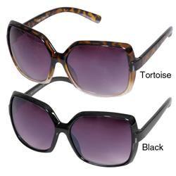 Adi Designs CE10033 Womens Oversized Square Frame Sunglasses