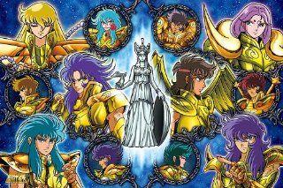 [1000 pieces] Saint Seiya The 12 Gold Saints Jigsaw