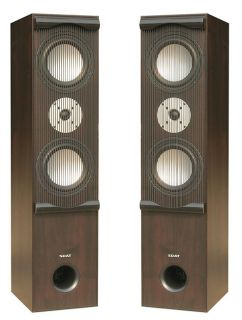 SDAT HD380 400 watt Floor Standing Speaker (Pair)