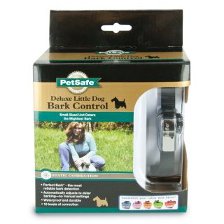 Petsafe Deluxe little Dog Bark Collar BONUS Battery Included