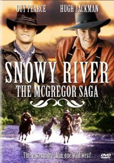 Snowy River The McGregor Saga Hugh Jackman Movies & TV