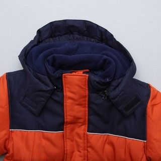 Rothschild Boys Colorblock Puffer Coat FINAL SALE