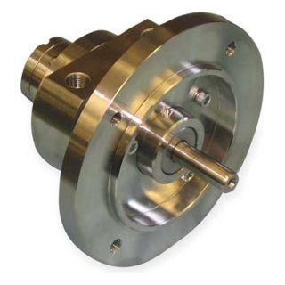 Gast 1AM NRV 252SS Air Motor, 0.42 HP, 10000 RPM, Face Mount